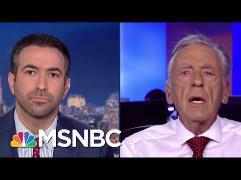 Tired Of Losing? Immigration Lawyer Who Beat Trump: He's Lying | The Beat With Ari Melber | MSNBC