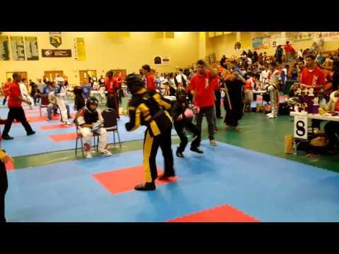 Karate tournament @ Viera High School1