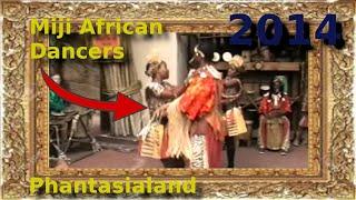Gambar cover Miji African Dancers - im Phantasialand 2014