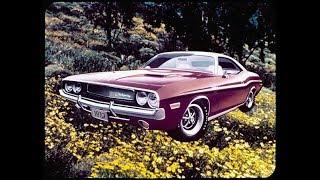 1970 Dodge Challenger Dealer Promo Film
