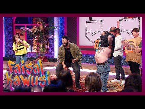 Tattoo-Raten mit Vanessa Mai  – Faisal Kawusi Show