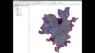 ArcGIS 10.x - Retrieve raster image boundary as polygon shapefile