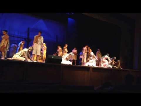 "Woods Cross High School AIDA ""The Gods love Nubia"""