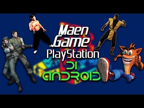 (TUTORIAL) Cara Memainkan Game Ps1 Di android + Cara masang Gamenya + gameplay | INDONESIA
