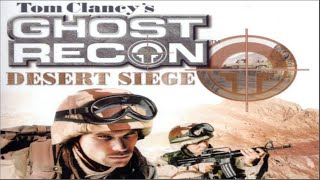 Tom Clancy's Ghost Recon 1 Desert Siege: Game Movie