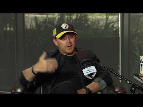 Why Country Star Justin Moore Switched Allegiance from Cowboys to Steelers | The Rich Eisen Show