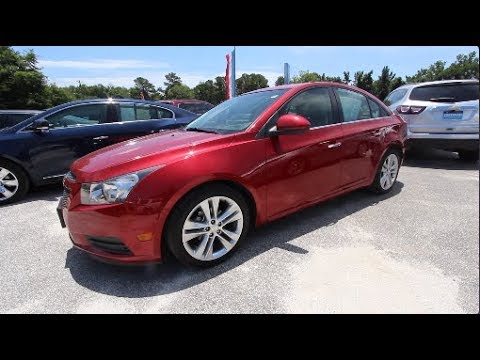 The 2011 Chevrolet Cruze LTZ - ONLY $7590!!!!!! For Sale Review @ Marchant Chevy - June 2018