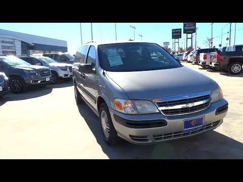 2004 Chevrolet Venture San Antonio, Austin, New Braunfels, Houston, Converse, TX G50794A