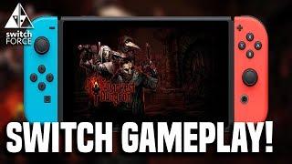 Darkest Dungeon Switch Gameplay - Another Amazing Indie!!