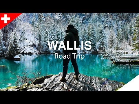 FMA! Super Weekend im Wallis   MonoSKI auf der Belalp   Blausee   Schweizer YouTuber