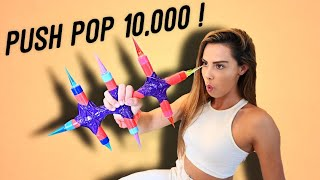 How to Make The Ultimate CANDY WEAPON !! The Push Pop 10,000 !