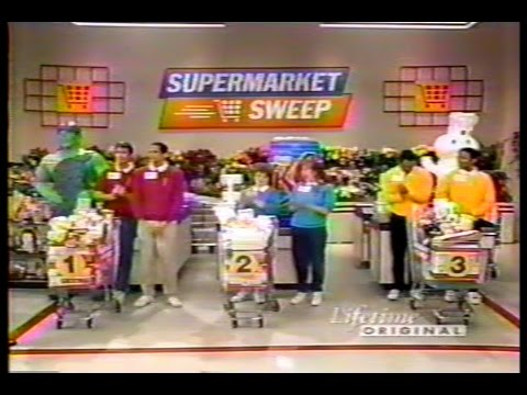 Supermarket Sweep (1994) | Twin Car Giveaway Finals