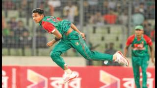 Mostafizur all cutter action in world cricket