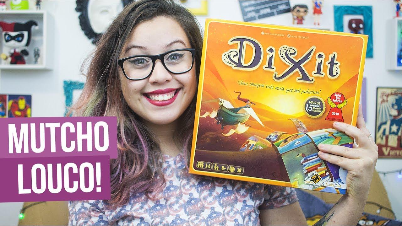 Download DIXIT é muita piração! | Review Board Game | faNATic
