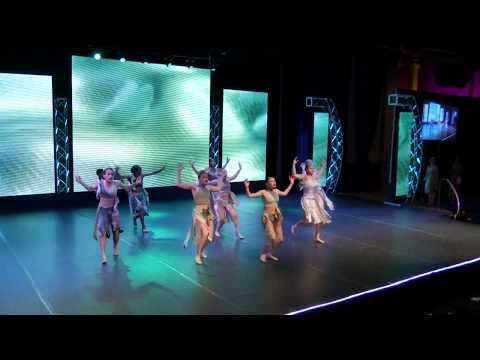 "Oceanside Dance Academy Contemporary ""Zombie"""
