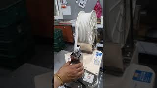 자동결속기 닭봉지포장 야채포장 소포장기계 #카우보이팜팜…