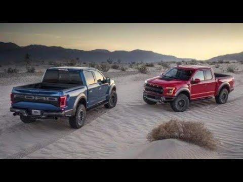 2019 Toyota Tacoma VS 2019 Ford F-150 Raptor