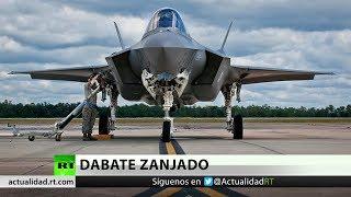 Senado de EE.UU. aprueba echar a Turquía del programa del F-35