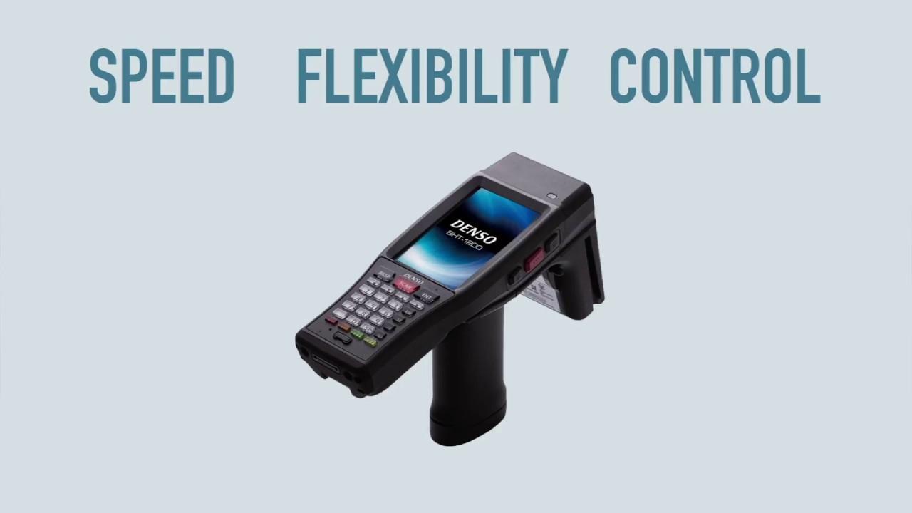 DENSO ADC BHT-1281 RFID Scanner