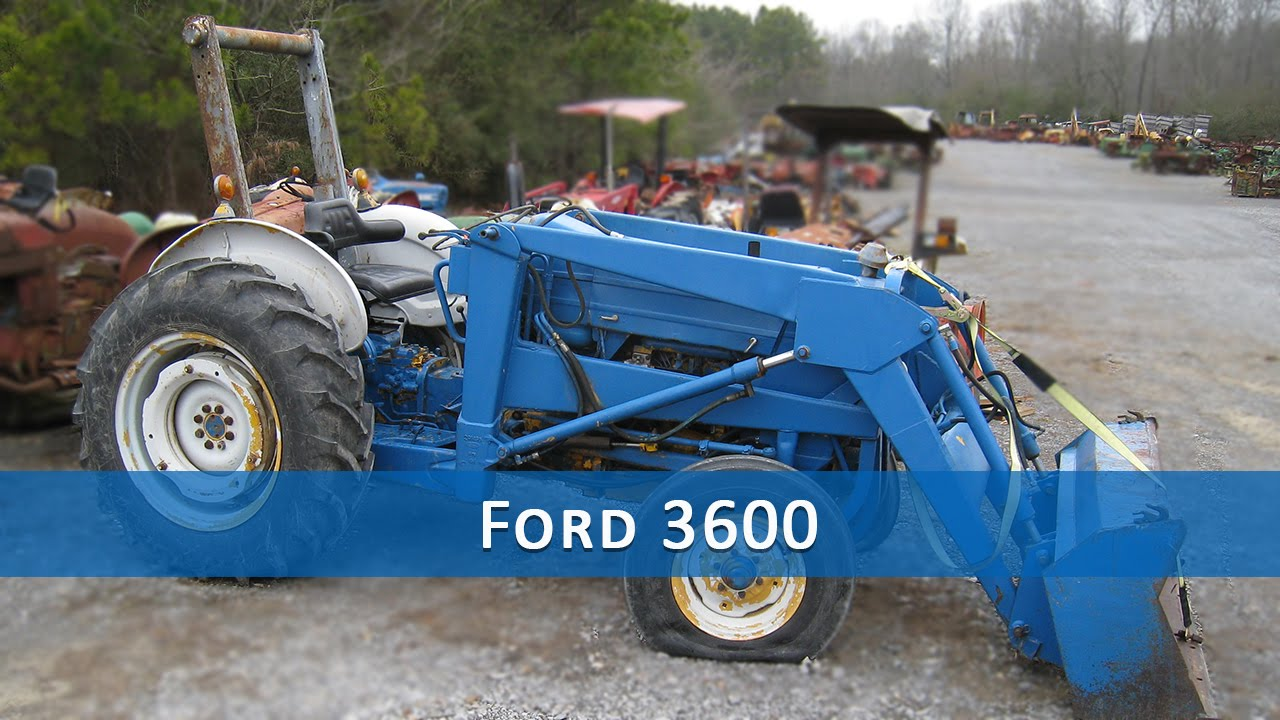 3600 Ford Tractor Diagram Wiring Online 3400 Parts Youtube 3500