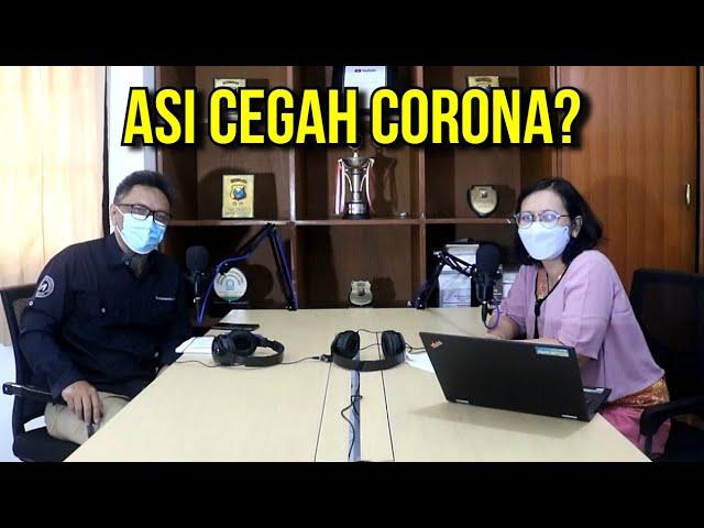 ASI Bisa Untuk Mencegah Virus Corona?