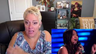 American Mum Reacts Charice Pempengco/All By Myself