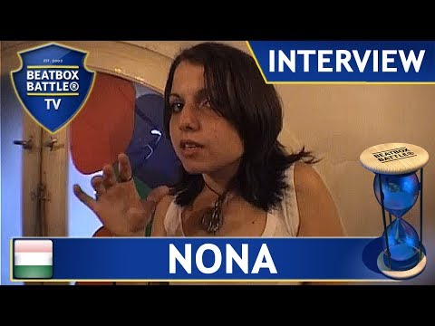 Nona from Hungary - Interview - Beatbox Battle TV