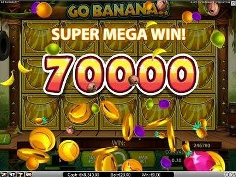 Slot Bananas Go Bananas