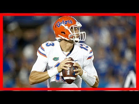 Florida's win belies fact they still have major quarterback issues