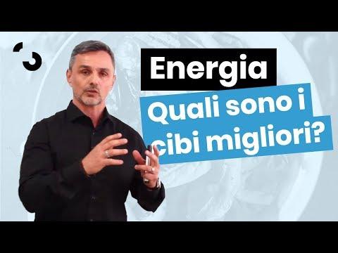 Quali sono gli alimenti che ti danno più energia | Filippo Ongaro