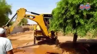 أخبار اليوم   محافظ أسوان يتفقد الكسر المفاجئ لخط مياه الشرب بعزبة المرشح