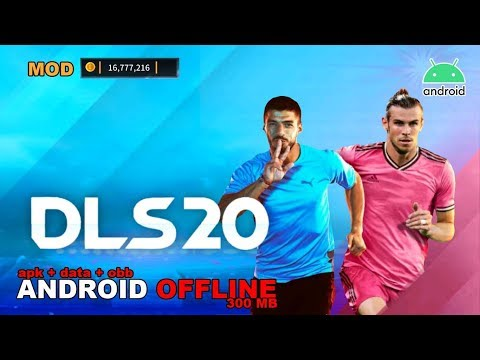 Game Android Offline DLS 2019 Mod 2020 Real Face Link + Cara Install - 동영상