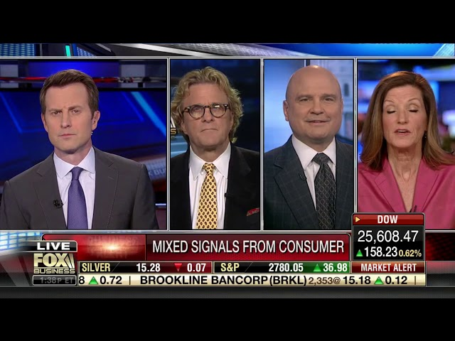 Paul Dietrich   Fox Business News 03 11 2019 Cavuto Coast to Coast
