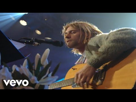 Download Nirvana - The Man Who Sold The World Live On MTV Unplugged, 1993 / Unedited Mp4 baru