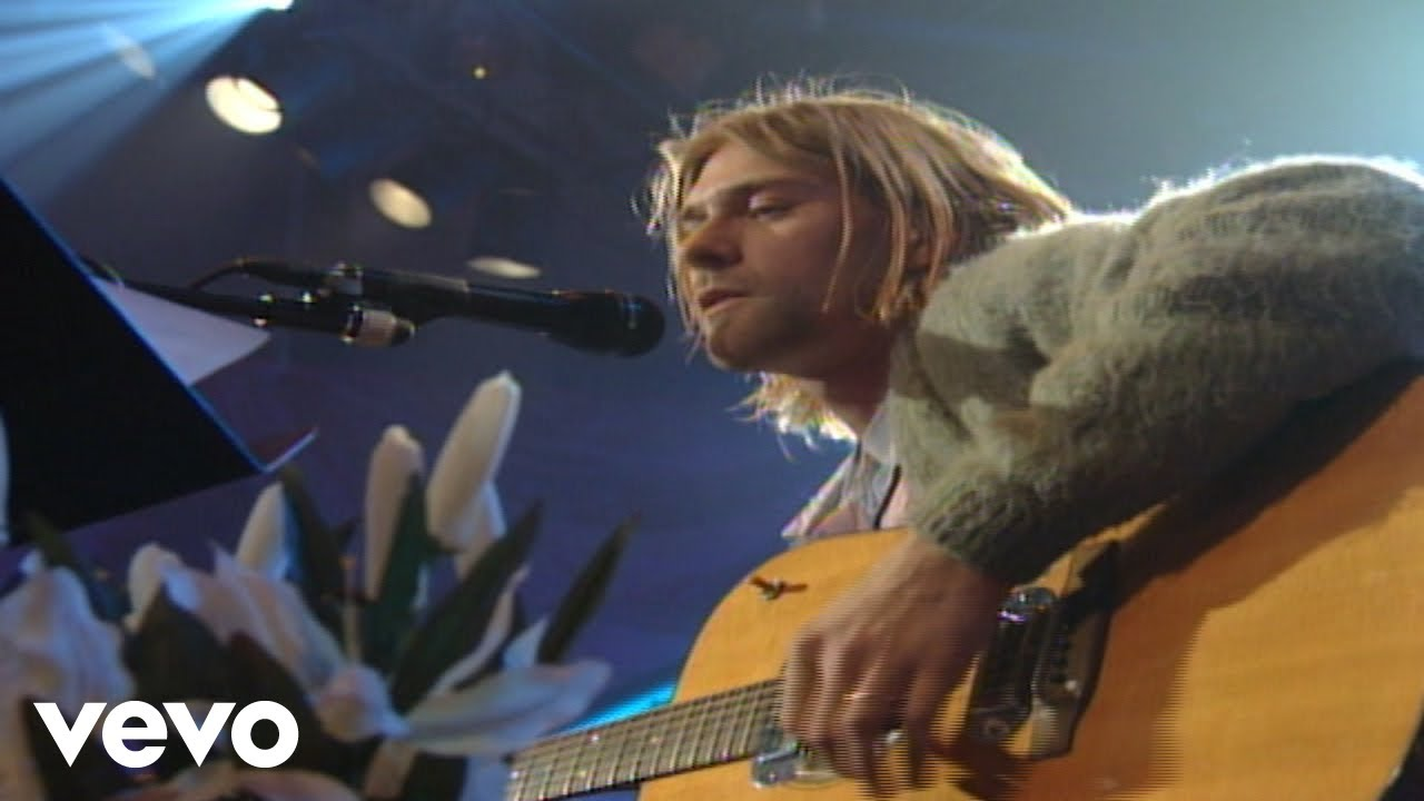Nirvana - The Man Who Sold The World (Live On MTV Unplugged, 1993 / Unedited)