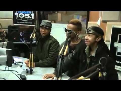 Hilarious Interview : Power 105.1 Interviewing Mindless Behavior