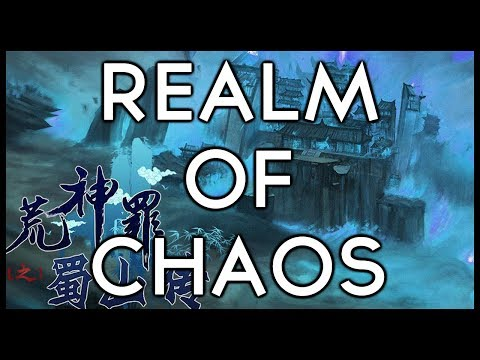 Dota 2 Mods | REALM OF CHAOS - THE LEGEND OF MT. SHU!!