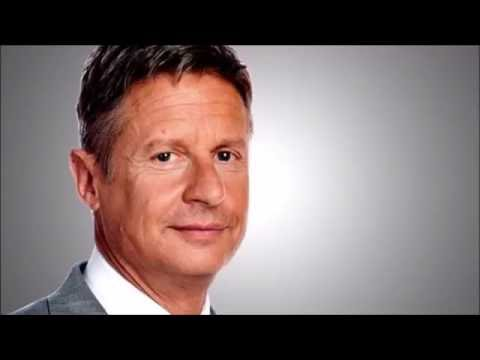 Who's Who in the 2016 election - Gary Johnson