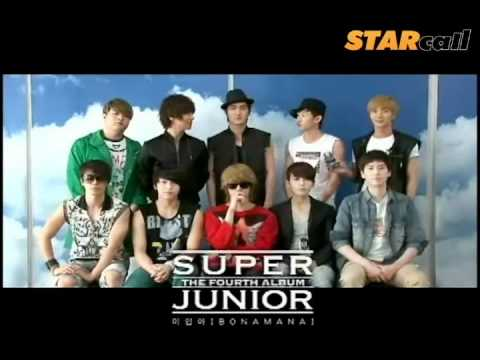 Super Junior_STAR CALL OPEN INTERVIEW
