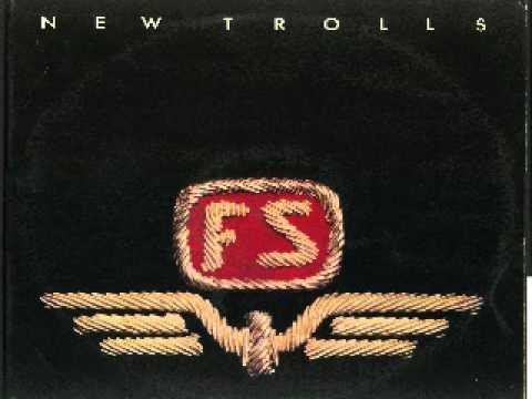 New Trolls - Il Treno (versione originale 1980)