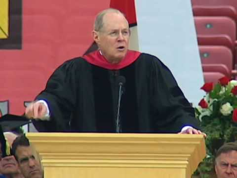Anthony Kennedy's 2009 Commencement Address