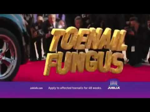 Mario Lopez – Jublia Toe Nail Fungus