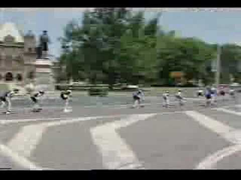 2000 Toronto Inline Skating Club Promotional Video