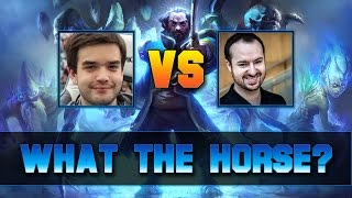 Dota 2 Game Show - Guest LD (What the Horse? - EP. 1)