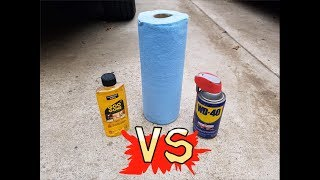 Goo Gone Vs WD-40: Adhesive Remover