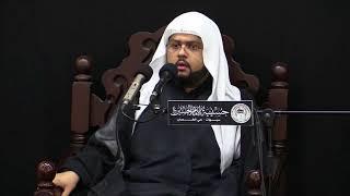 الشيخ علي البيابي يوم 7 محرم HD سنة 1439 هـ