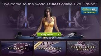 William Hill Live Casino (Evolution) Tour