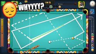 SURPRISINGLY AMAZING 8 BALL POOL SHOT WAS MADE, BUT THEN... (embarrassing)