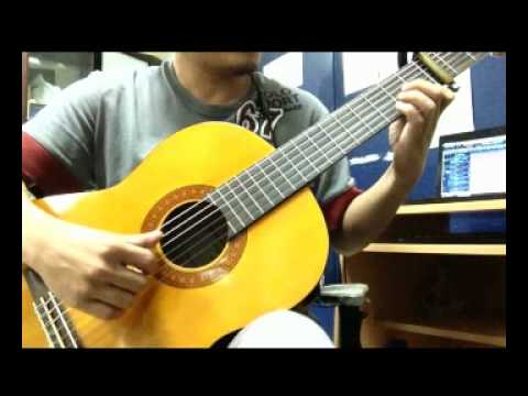 Love Is All That Matters - Eric Carmen (solo guitar cover) Chords ...
