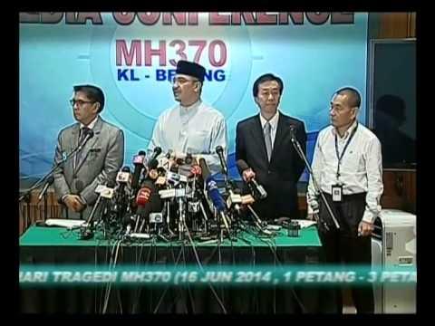 Edisi Khas Nasional 1 : 100 Hari Tragedi MH370